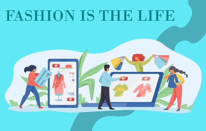 ngành thời trang và ứng dụng di động